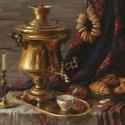 Археологи обнаружили в центре старинную чайную