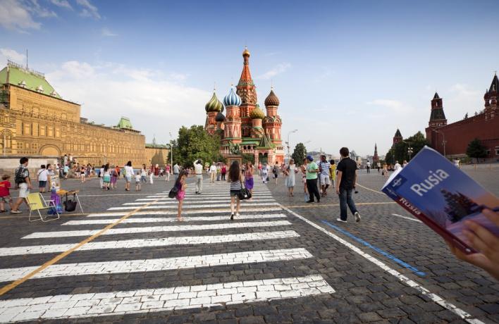 Власти Москвы ожидают к 2018 году увеличения притока туристов на 2,5 млн