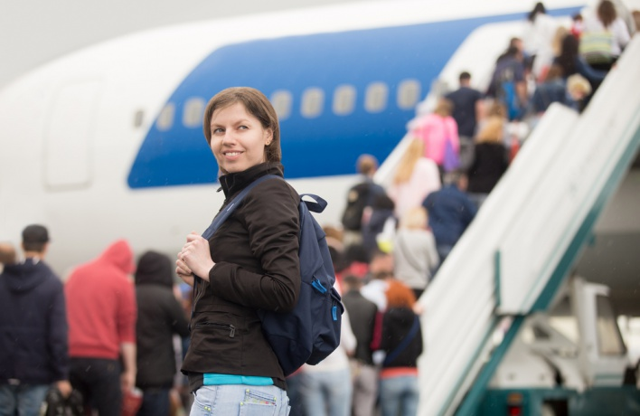 Рейс Москва – Владивосток задержали из-за желания пассажирки срочно развестись