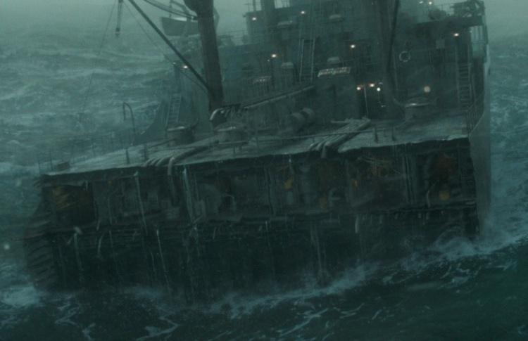 Фильмы про катастрофы на море