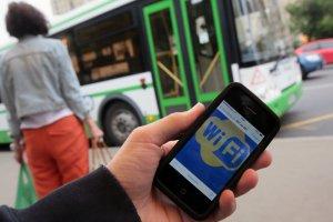 В этом году во всем наземном транспорте Москвы будет бесплатный wi-fi
