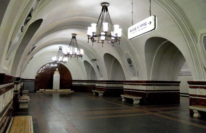 «Фрунзенскую» планируют открыть раньше намеченного срока