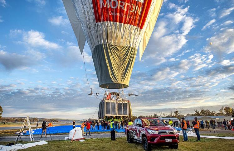 Кругосветное путешествие Федора Конюхова при участии неубиваемого пикапа Toyota Hilux: старт дан