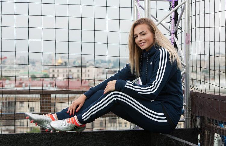 Я создаю себя: Ксения Коваленко