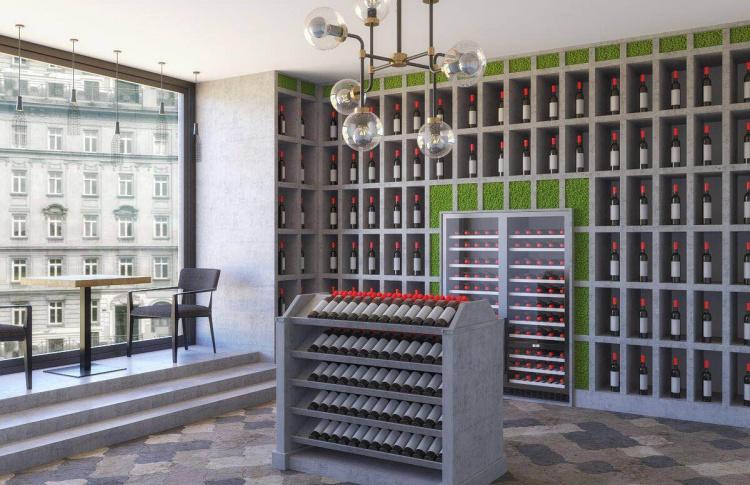 На Тверской открывается винный маркет-бар «Монополь»
