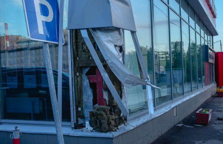 Постапокалипсис: как Москва пострадала от урагана