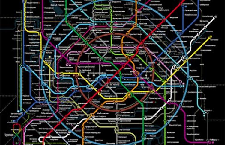 В Москве построят еще 83 станции метро