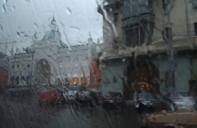 Сегодня в Москве выпадет 20% месячной нормы осадков
