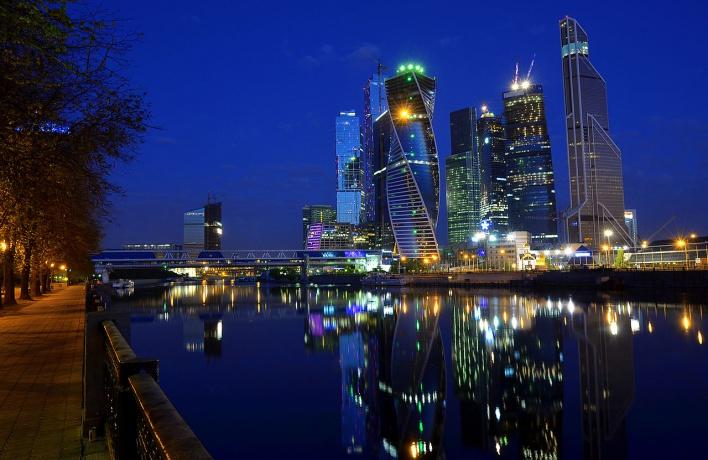 Capital Group построит жилую копию «Сити»