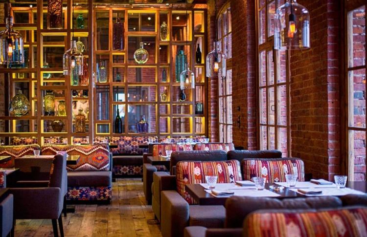 Лучшие рестораны с украинской кухней