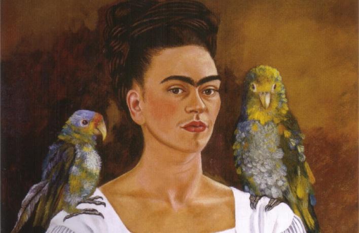 5 мотивов в творчестве Фриды Кало