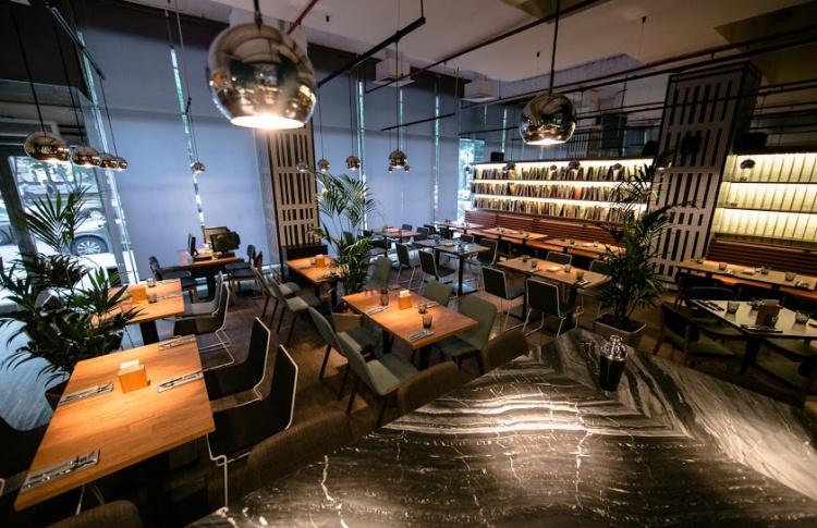 На месте Ragout открылся ресторан Local People