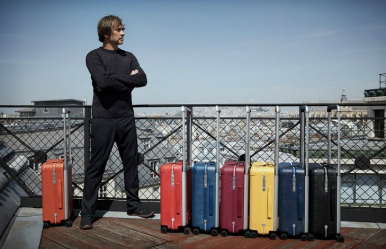 5 новых моделей чемоданов, которые нужны вам прямо сейчас