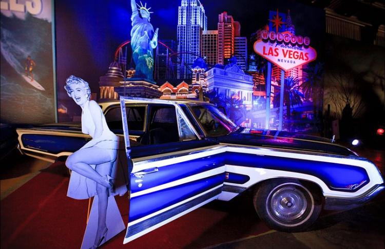 В Петербурге начал работу интерактивный музей автомобильной классики США