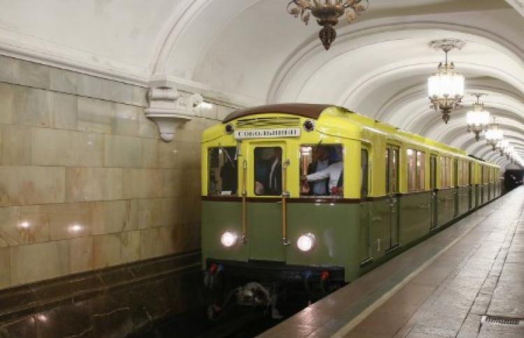 В подземке пройдет ночная экскурсия на ретропоезде