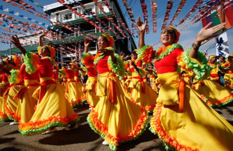 В Москве впервые пройдет филиппинский уличный фестиваль