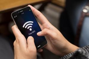 В центре появится бесплатный Wi-Fi