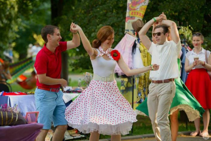 Фестиваль «Nano-город», винтажный маркет и вечеринка от продюсеров Boiler Room: уикенд в Москве