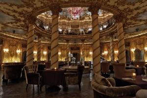 10 лучших ресторанных интерьеров Москвы