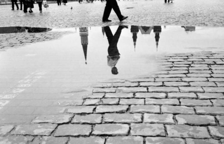 Герберт Ротен. Красная площадь 1999. Streetlifephoto