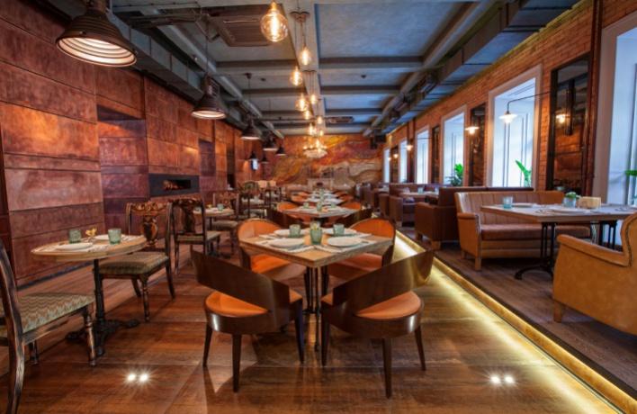 На Тверской открылся ресторан «Медь»