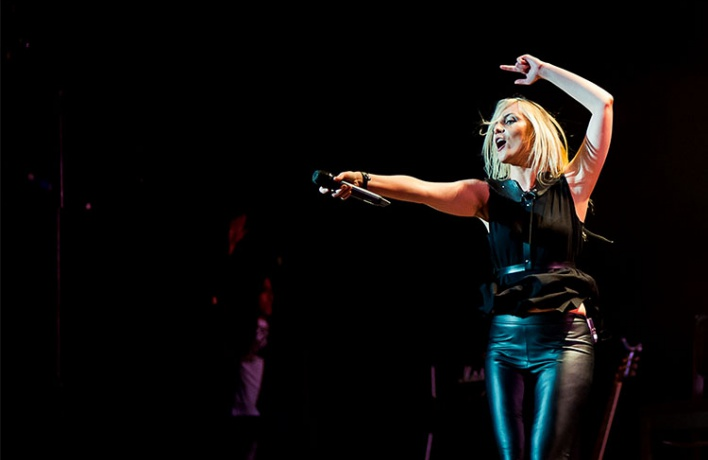 BOSAYA – электронный поп-рок в центре столицы!