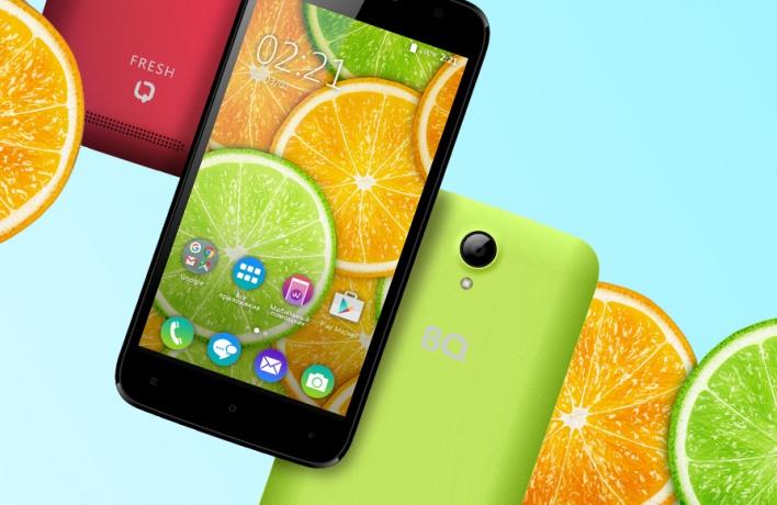5 самых ярких смартфонов для тебя этим летом!