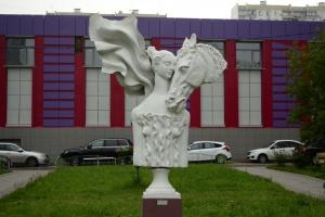 Самые странные скульптуры Москвы