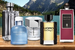 7 новых мужских ароматов этого лета