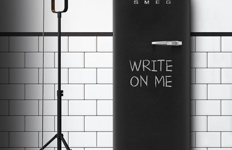 Ретро-гаджет для обмена сообщениями на вашей кухне