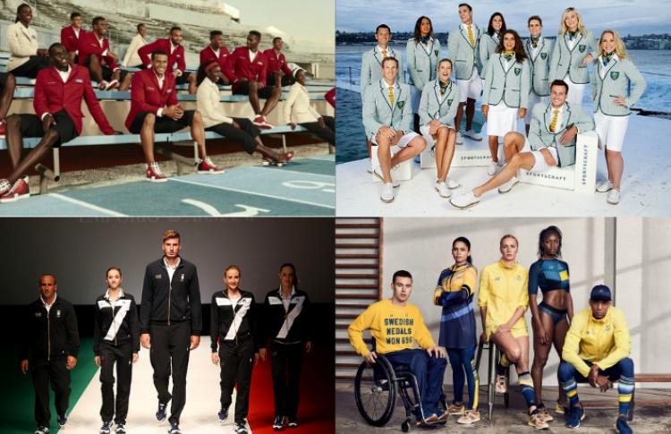 Кто в чем: экипировка 11 олимпийских сборных
