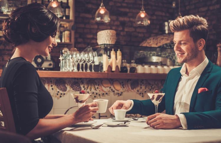 Пять ресторанов для идеального свидания