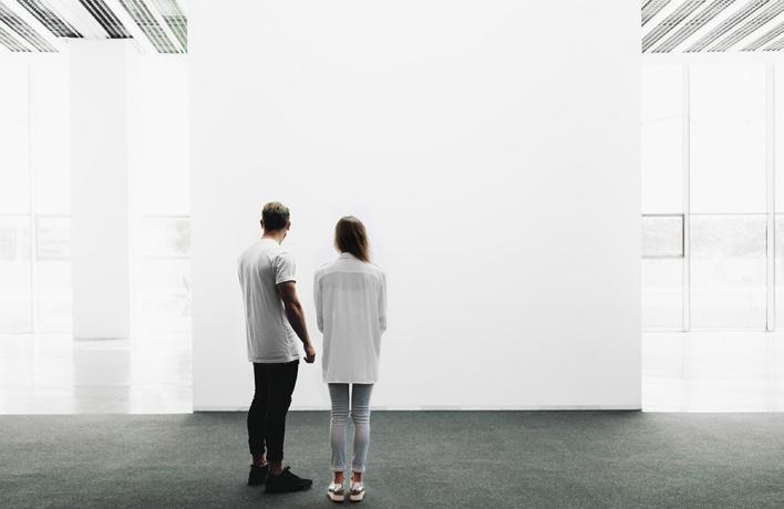Пять выставок для первого свидания