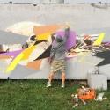 Вокруг Faces & Laces: уличные художники об изменениях и стрит-арте в Москве