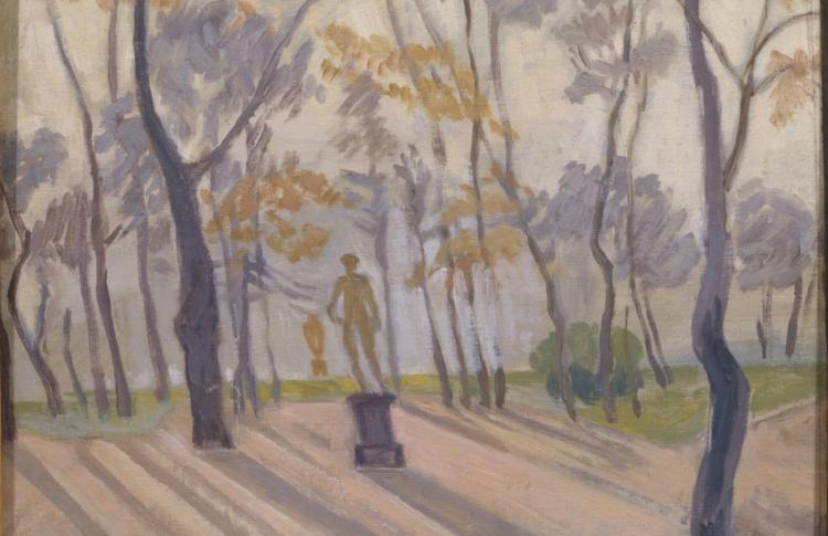 Выставка «Остроумова-Лебедева – художник и коллекционер»