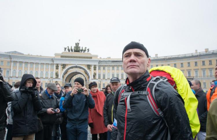Знаменитый петербуржский путешественник дошел до Рио-де-Жанейро пешком