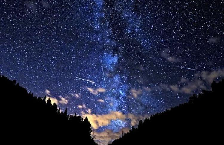 Звездопад Персеиды можно будет наблюдать с 12 по 14 августа