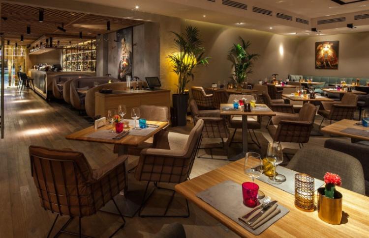 Ничего подобного: 10 ресторанов с уникальными кухнями  Фото №493502