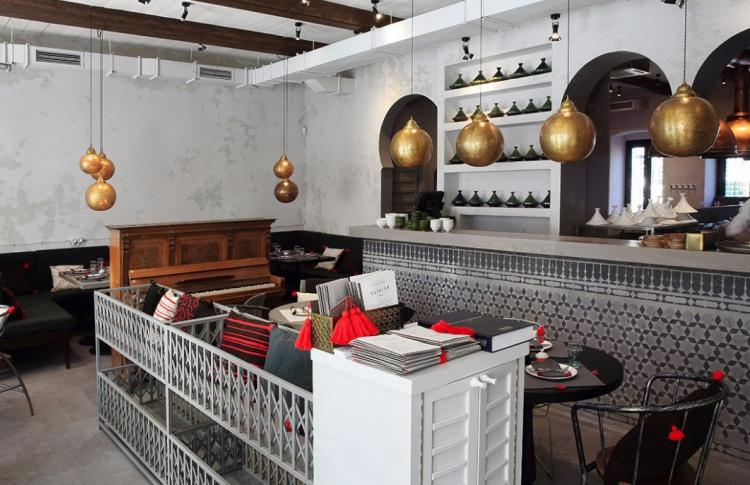 Ничего подобного: 10 ресторанов с уникальными кухнями  Фото №493507