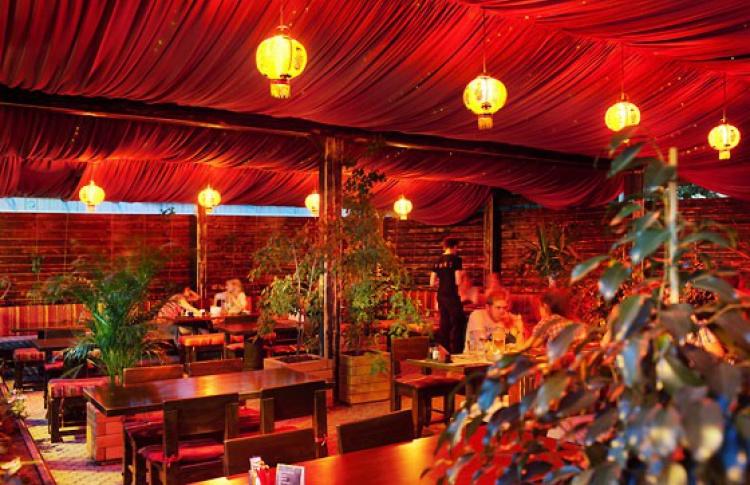 Ничего подобного: 10 ресторанов с уникальными кухнями  Фото №493508