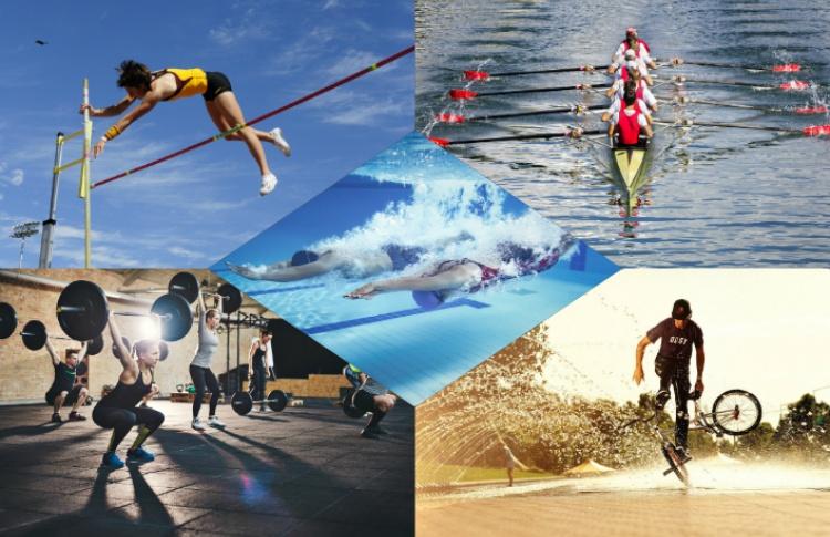 Где заниматься олимпийскими видами спорта в Москве