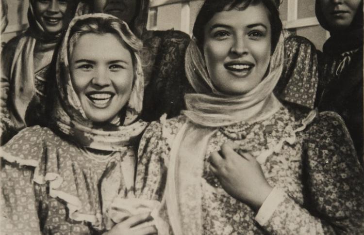 Выставка «Стоп-кадр: советские фильмы в рекламных фотографиях»