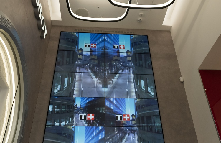 Tissot открывает крупнейший часовой бутик  в Москве Фото №493691