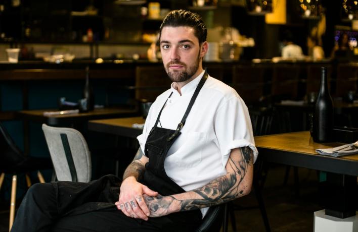 15 Kitchen+Bar возглавил звездный шеф из Австралии
