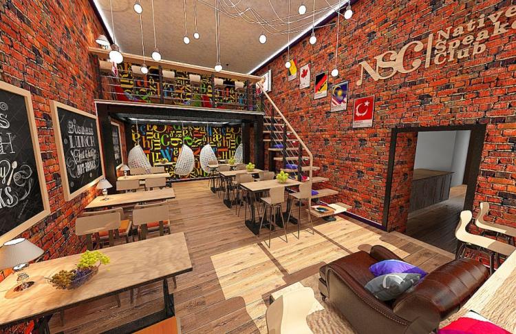 В Москве откроется кафе для полиглотов
