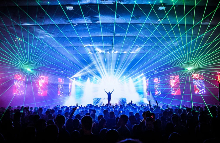 World Of Drum&Bass в Space Moscow