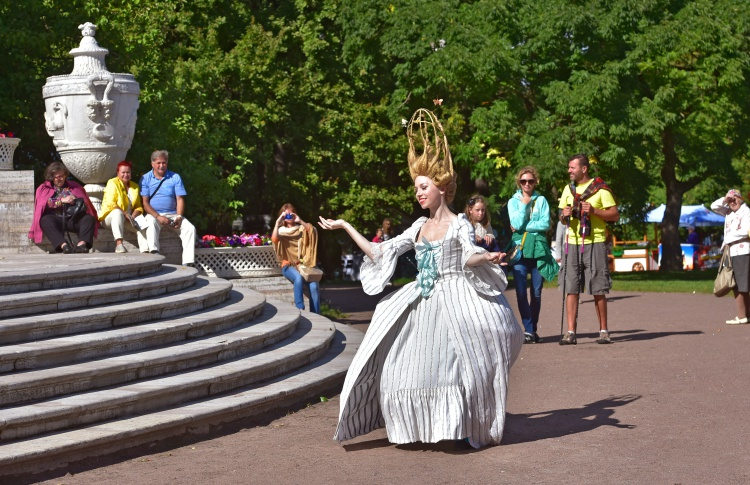 В День рождения ЦПКиО в парке выступят писатели, актеры и артисты балета