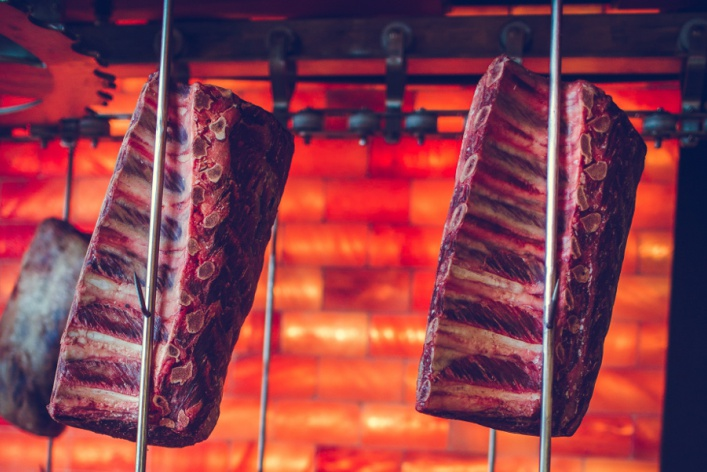 Тренд: 9 ресторанов со стейками dry aged