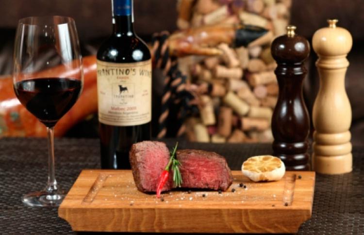 Гастрономический вечер Meat & Wine