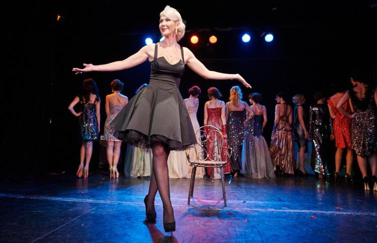 Шоу Fashion&Dance открывает модный сезон